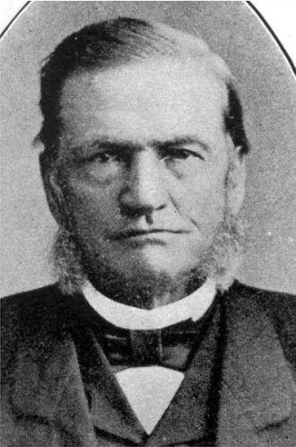 Sidney Warner, 1860