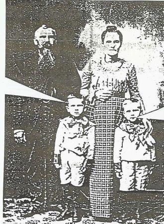 Benton Carl & Annie Eliza Bodwell's Family