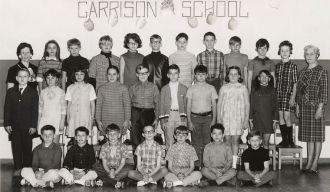 Garrison School class, 1968-69, gr 4/5, named
