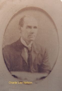 A photo of Charlie Lee Nelson