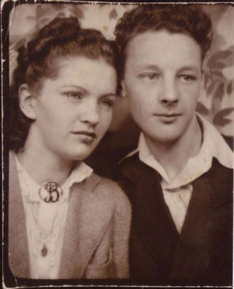 Herlon and Betty 1939