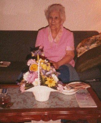 Edna Mary (Precour) Ramage