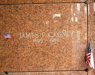 James Cagney gravestone
