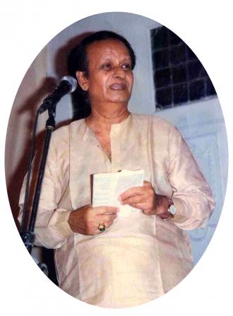 Seshendra Sharma : Meet The Author :  Sahitya Akademi : 1995