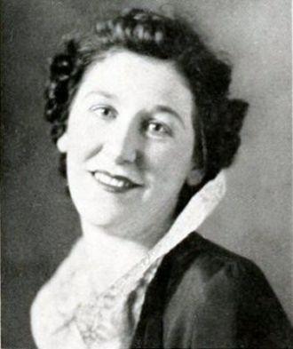 Ruth Adelaide Pickelsimer, North Carolina, 1935