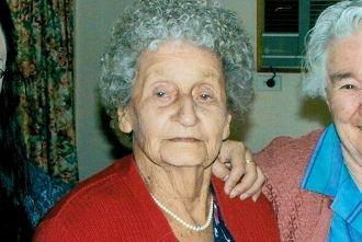 Edna Joyce Mayberry
