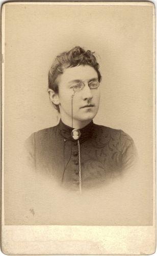 Augusta Marie (Buer) Ilseng