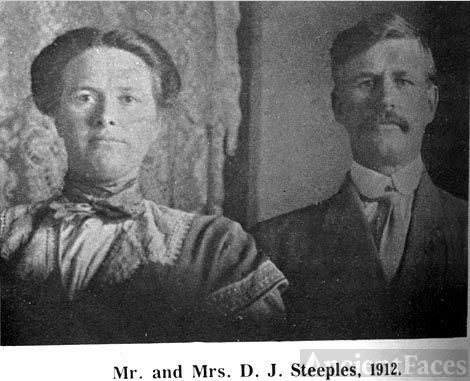 Mr & Mrs David James Steeples
