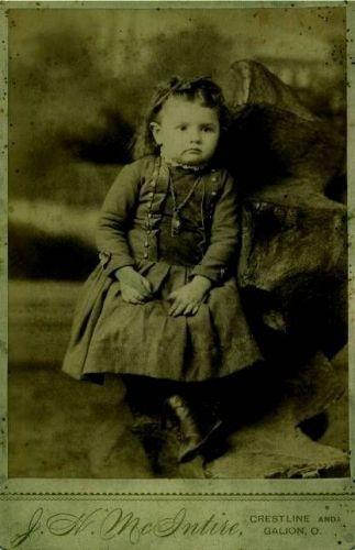 Unknown Little Girl 4