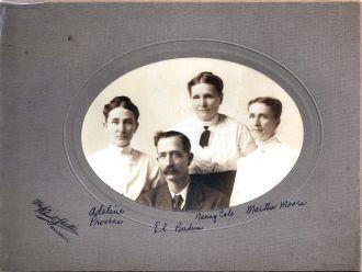 Adda Viola (Purdum) Provine