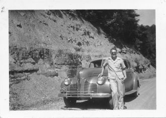 Richard Reid, Ohio c1940