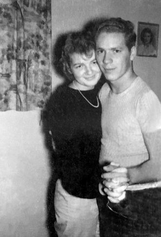 Gene and Donna Morgan