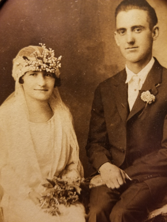 Leda Jaerger Wedding
