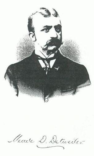 Meade D. Detweiler (1863-?)