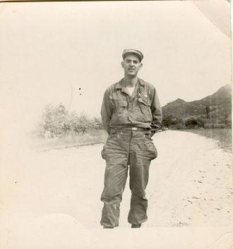 Cpl Walter Winford Wolfenbarger
