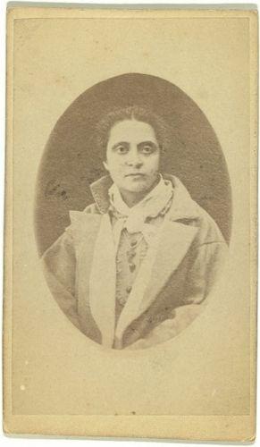 Russian Female prisoner