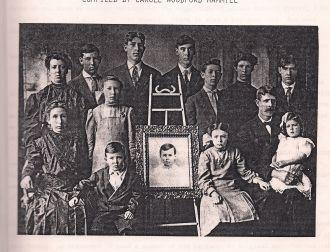 Freer & Magdalena (Ruebel) Carroll Family