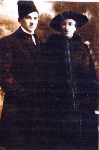 David and Laika Erlijman