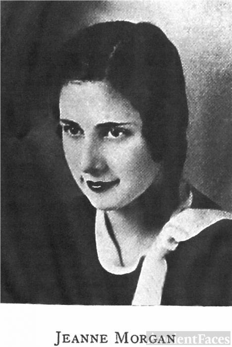 Martha Jeanne (Morgan) Gurthet