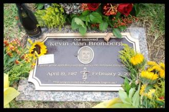 Kevin Alan Bromberg Gravesite