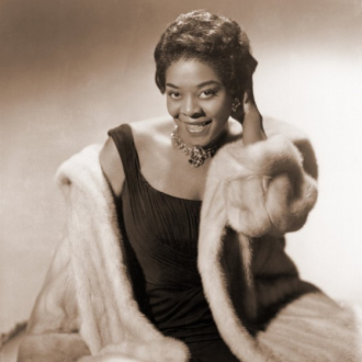 A photo of Dinah Washington
