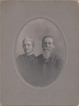 John Martin and wife