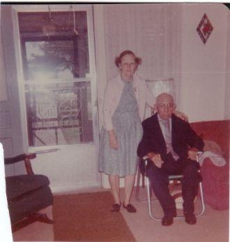 Osborn and Goldie Mae Beck