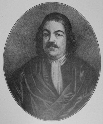 Governor Simon Bradstreet