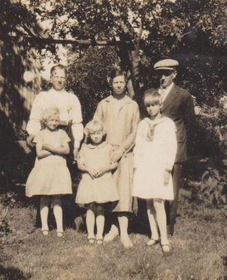 Axel och Matilda Udén