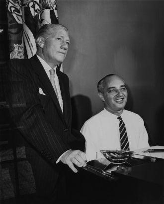 Howard Dietz and Arthur Schwartz