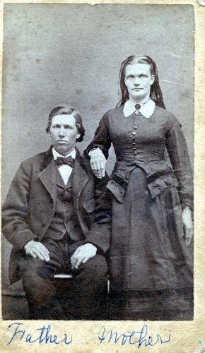 Unknown Parents, Montana