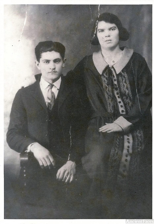 Mr. and Mrs. Jewel  B Gilreath