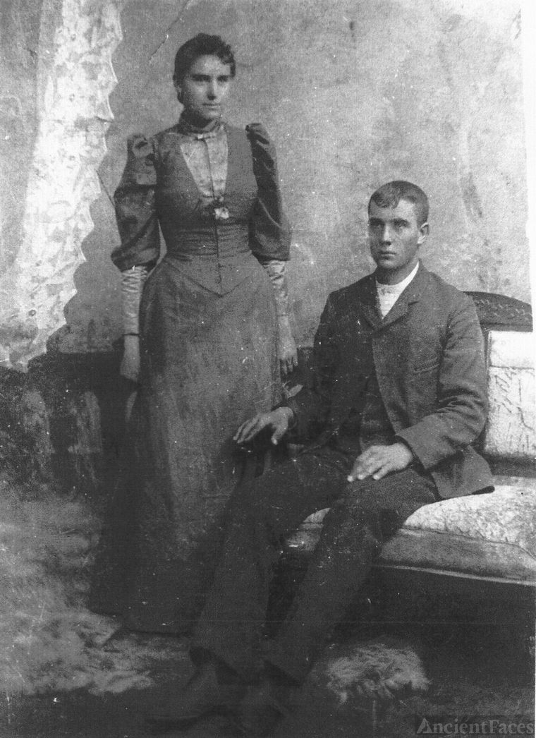 Charles Lewis and Mary A (Clark) Hartman