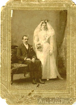 Joseph and Madeline DeMartini Wedding Photo
