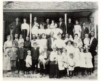 Ida Elizabeth Pinkley Family
