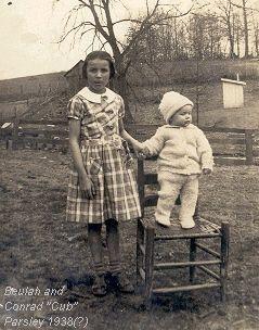 Conrad and Beulah Parsley