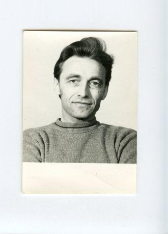 "A photo of Heinrich ""Henry"" Brüno Wittig"
