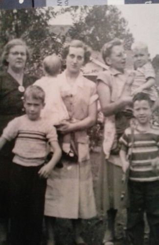 Three Pinkley generations