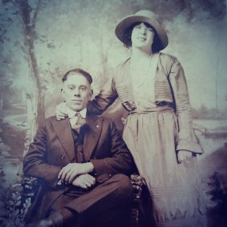 Walter and Mildred (Hillman) Tussey