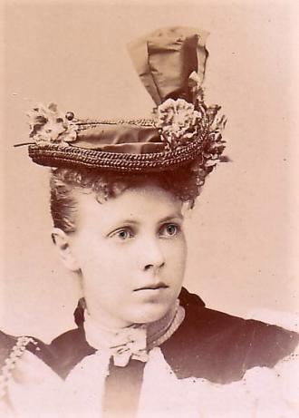Ida Anna (Gust) Sharer