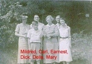 A photo of Mary E Bass