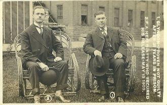 William Glyndon & F.A. Heald, Iowa 1909