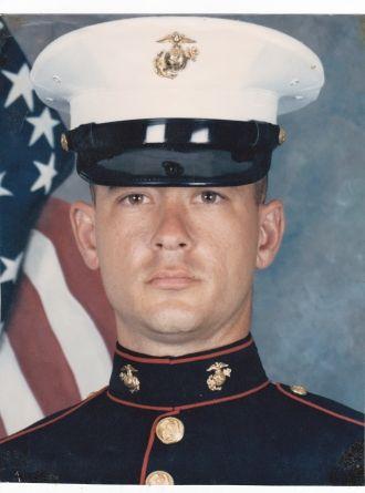 Sgt. Donald Gary Hett Sr. USMC