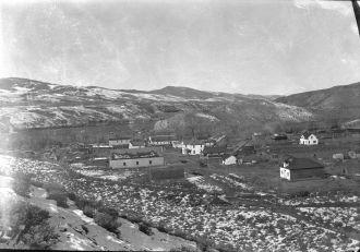 Dubois Wyoming 1920's