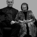 Charlie Miklin and Sheila Jordan