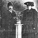 Joseph & Carolina Best, Canada 1897