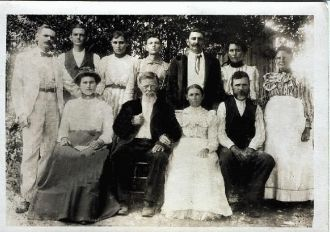 Jump Family Dodge County, Eastman, Ga.