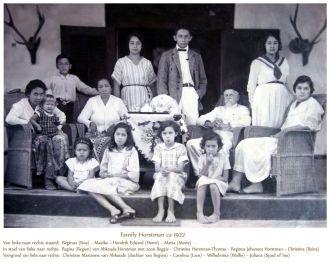 Horstman Family, 1922