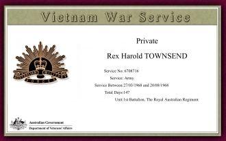 Rex Harold Townsend