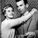 Maria Schell and her brother Maximilian Schell.